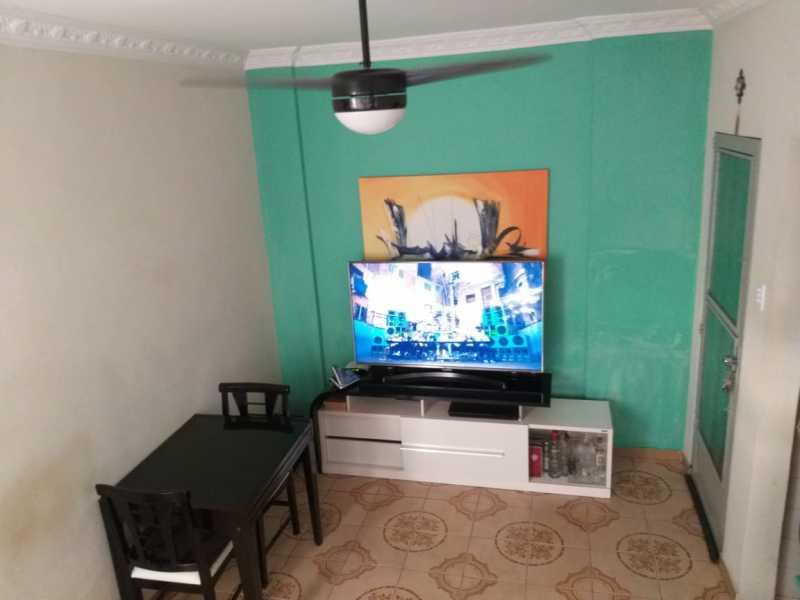 1 - SALA - Apartamento Engenho Novo, Rio de Janeiro, RJ À Venda, 2 Quartos, 39m² - MEAP21030 - 4