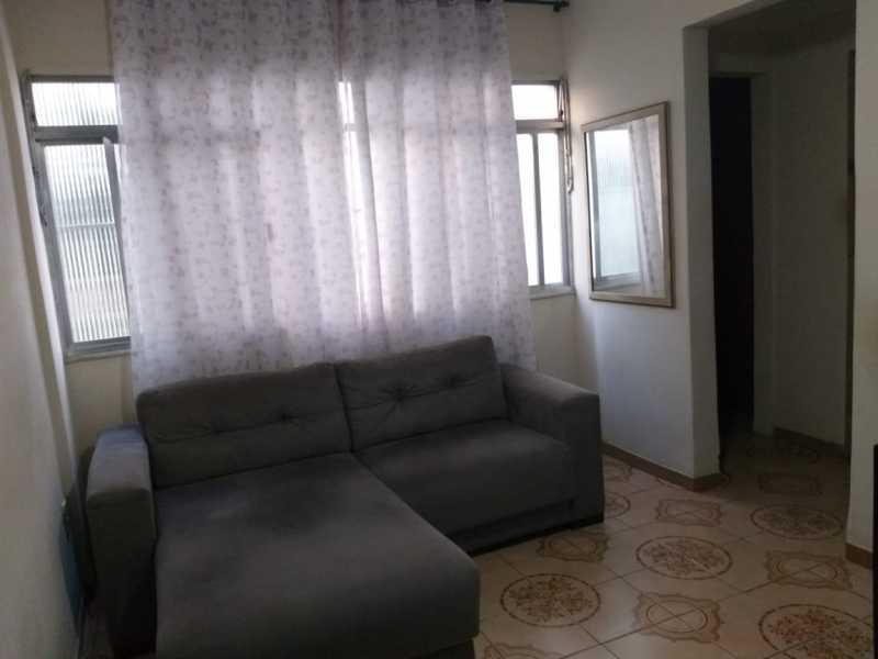 2 - SALA - Apartamento Engenho Novo, Rio de Janeiro, RJ À Venda, 2 Quartos, 39m² - MEAP21030 - 3