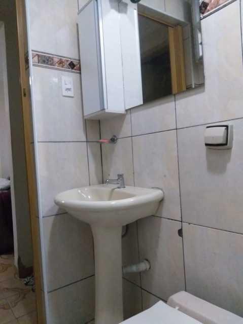 12 - BANHEIRO SOCIAL - Apartamento Engenho Novo, Rio de Janeiro, RJ À Venda, 2 Quartos, 39m² - MEAP21030 - 14