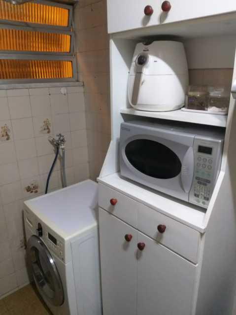 17 - COZINHA E ÁREA DE SERVI? - Apartamento Engenho Novo, Rio de Janeiro, RJ À Venda, 2 Quartos, 39m² - MEAP21030 - 19
