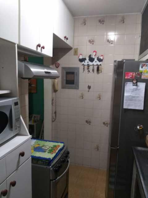18 - COZINHA - Apartamento Engenho Novo, Rio de Janeiro, RJ À Venda, 2 Quartos, 39m² - MEAP21030 - 16