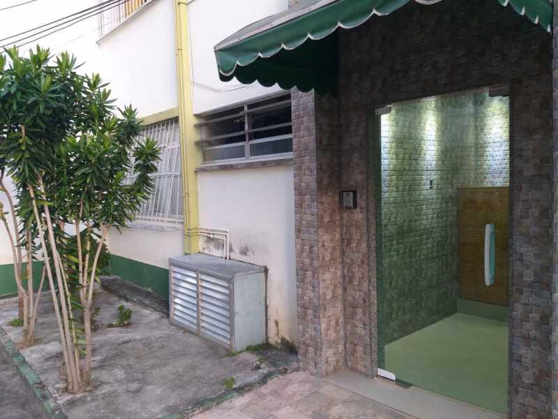 20 - ENTRADA DO  BLOCO - Apartamento Engenho Novo, Rio de Janeiro, RJ À Venda, 2 Quartos, 39m² - MEAP21030 - 18