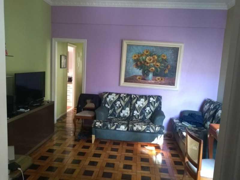 2 - SALA - Apartamento Vila Isabel, Rio de Janeiro, RJ À Venda, 2 Quartos, 60m² - MEAP21031 - 3