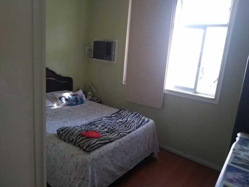 4 - QUARTO 1 - Apartamento Vila Isabel, Rio de Janeiro, RJ À Venda, 2 Quartos, 60m² - MEAP21031 - 5