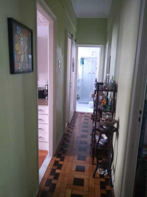 6 - CIRCULAÇÃO - Apartamento Vila Isabel, Rio de Janeiro, RJ À Venda, 2 Quartos, 60m² - MEAP21031 - 7