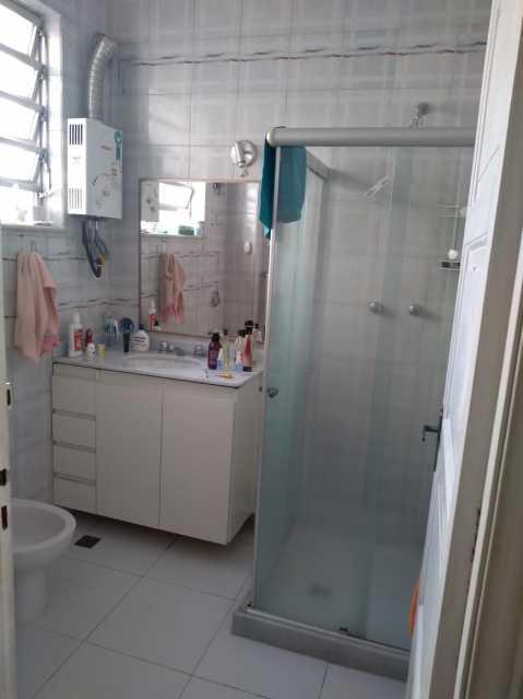 7 - BANHEIRO SOCIAL - Apartamento Vila Isabel, Rio de Janeiro, RJ À Venda, 2 Quartos, 60m² - MEAP21031 - 8
