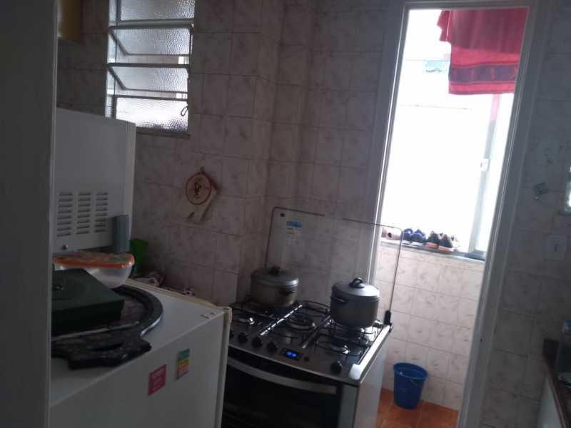 8 - COZINHA - Apartamento Vila Isabel, Rio de Janeiro, RJ À Venda, 2 Quartos, 60m² - MEAP21031 - 9