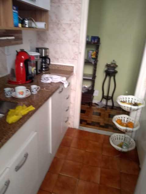 9 - COZINHA - Apartamento Vila Isabel, Rio de Janeiro, RJ À Venda, 2 Quartos, 60m² - MEAP21031 - 10
