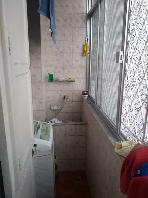 10 - ÁREA DE SERVIÇO - Apartamento Vila Isabel, Rio de Janeiro, RJ À Venda, 2 Quartos, 60m² - MEAP21031 - 11