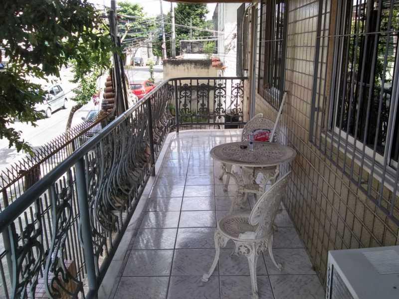 foto 2. - Apartamento Piedade, Rio de Janeiro, RJ Para Alugar, 3 Quartos, 83m² - MEAP30327 - 5