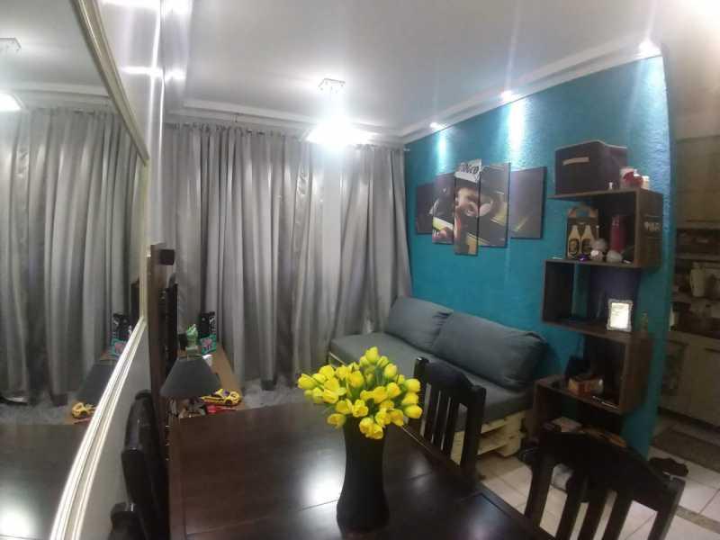 1 - SALA. - Apartamento 1 quarto à venda Água Santa, Rio de Janeiro - R$ 160.000 - MEAP10155 - 1