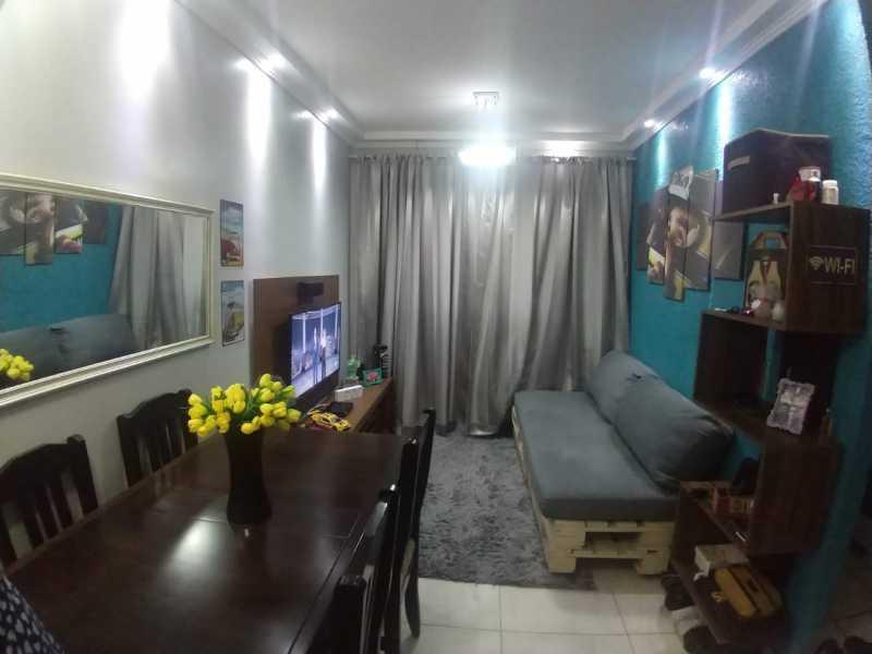 2 - SALA. - Apartamento 1 quarto à venda Água Santa, Rio de Janeiro - R$ 160.000 - MEAP10155 - 3