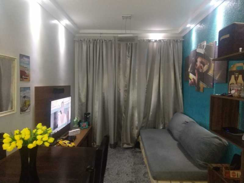 4 - SALA. - Apartamento 1 quarto à venda Água Santa, Rio de Janeiro - R$ 160.000 - MEAP10155 - 5