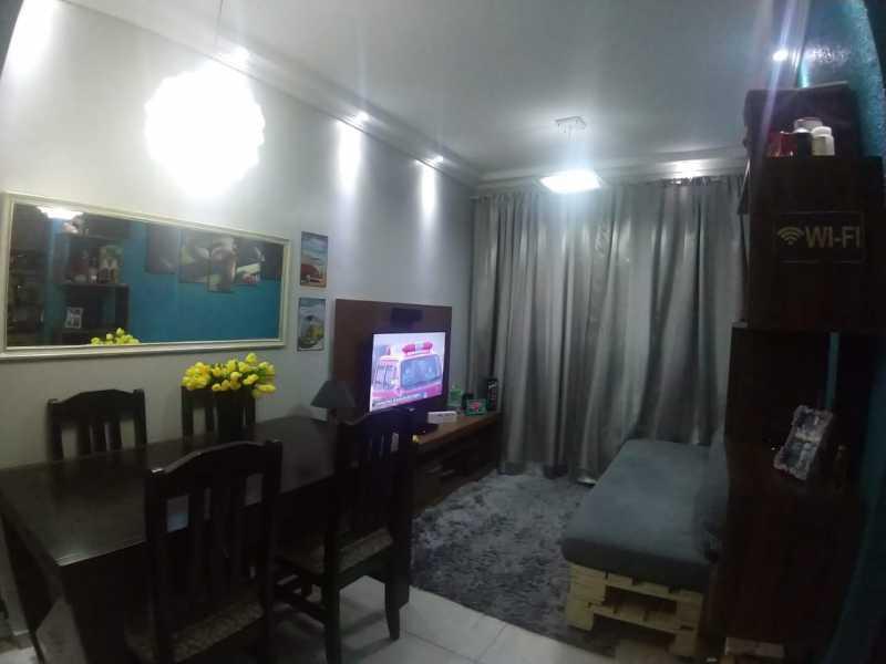 5 - SALA. - Apartamento 1 quarto à venda Água Santa, Rio de Janeiro - R$ 160.000 - MEAP10155 - 6