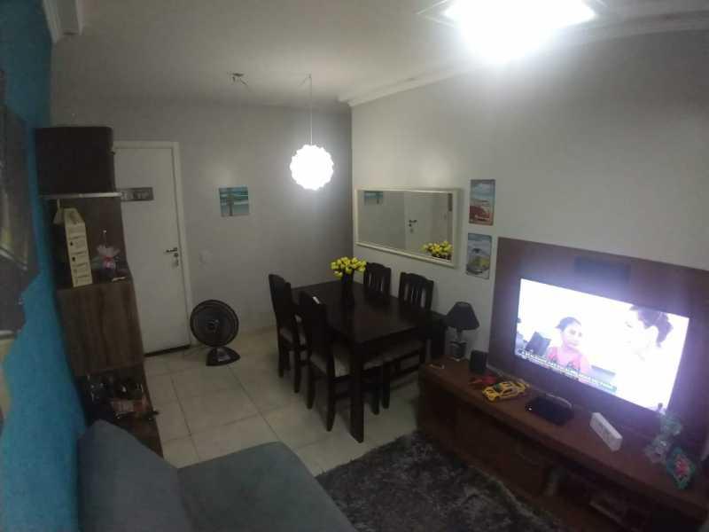 6 - SALA. - Apartamento 1 quarto à venda Água Santa, Rio de Janeiro - R$ 160.000 - MEAP10155 - 7
