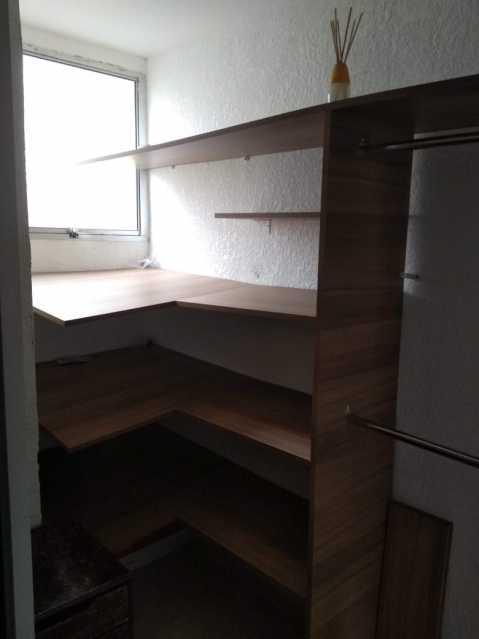 10 - CLOSET. - Apartamento 1 quarto à venda Água Santa, Rio de Janeiro - R$ 160.000 - MEAP10155 - 11