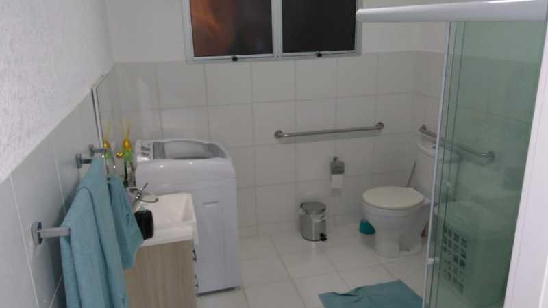 12 - BANHEIRO SOCIAL. - Apartamento 1 quarto à venda Água Santa, Rio de Janeiro - R$ 160.000 - MEAP10155 - 13