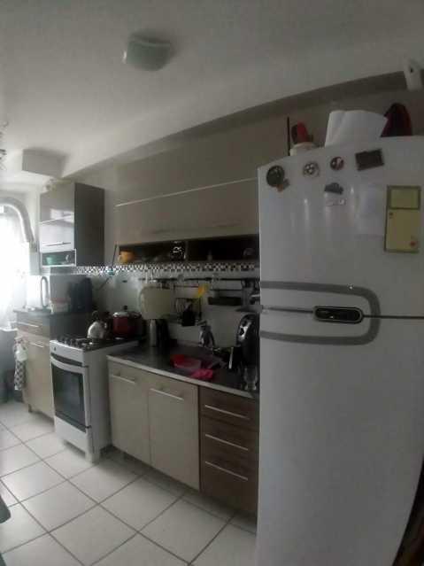 13 - COZINHA. - Apartamento 1 quarto à venda Água Santa, Rio de Janeiro - R$ 160.000 - MEAP10155 - 14