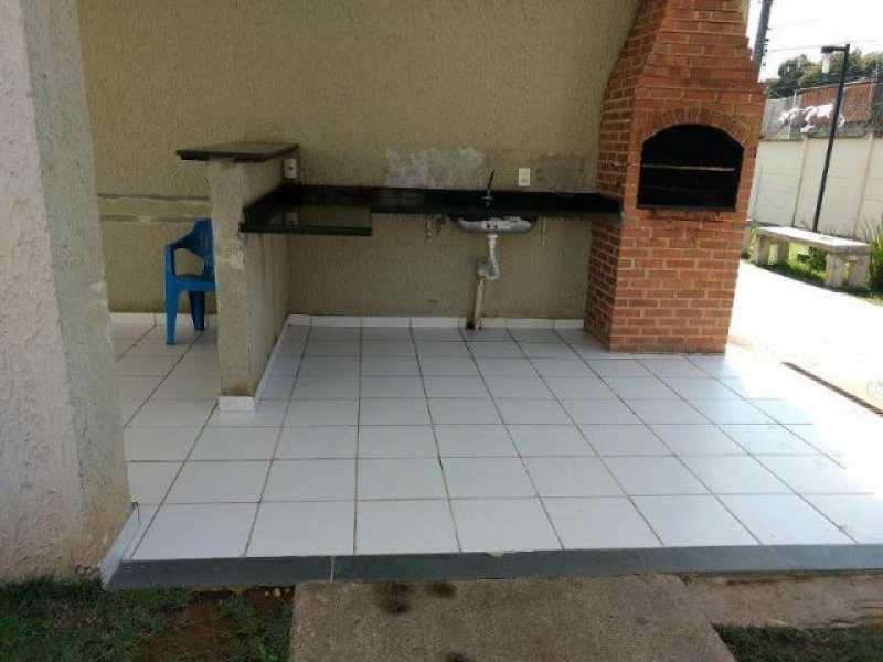 14 - CHURRASQUEIRA. - Apartamento 1 quarto à venda Água Santa, Rio de Janeiro - R$ 160.000 - MEAP10155 - 15