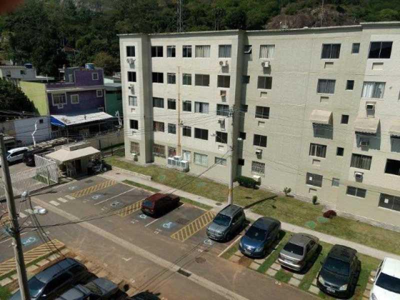 15 - CONDOMÍNIO. - Apartamento 1 quarto à venda Água Santa, Rio de Janeiro - R$ 160.000 - MEAP10155 - 16
