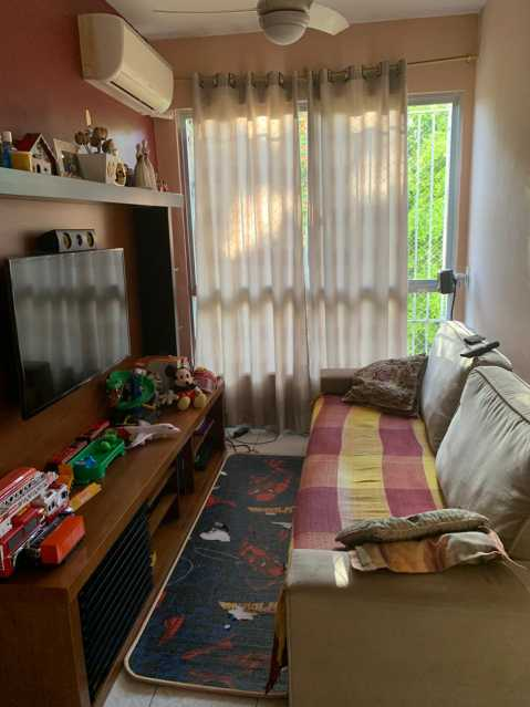 3 - sala - Apartamento 2 quartos à venda Cachambi, Rio de Janeiro - R$ 245.000 - MEAP21047 - 1