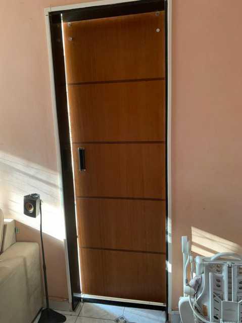 4 - sala - Apartamento 2 quartos à venda Cachambi, Rio de Janeiro - R$ 245.000 - MEAP21047 - 9