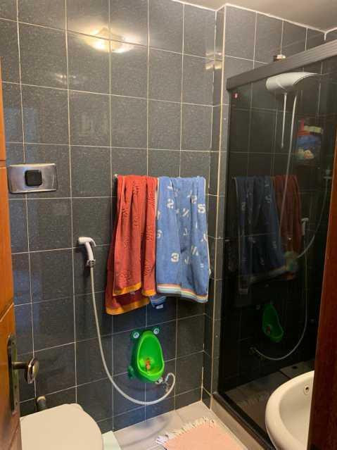 7 - banheiro social. - Apartamento 2 quartos à venda Cachambi, Rio de Janeiro - R$ 245.000 - MEAP21047 - 10