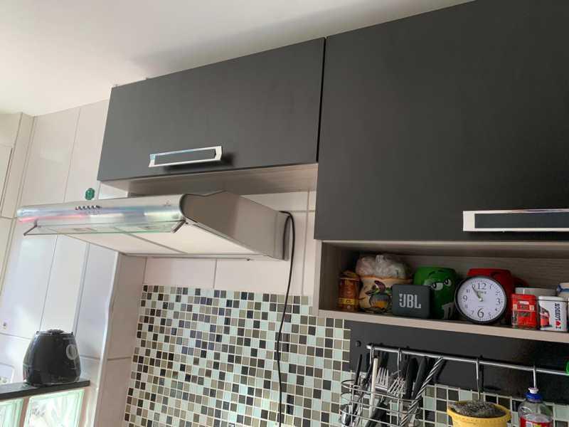 10 - cozinha - Apartamento 2 quartos à venda Cachambi, Rio de Janeiro - R$ 245.000 - MEAP21047 - 11