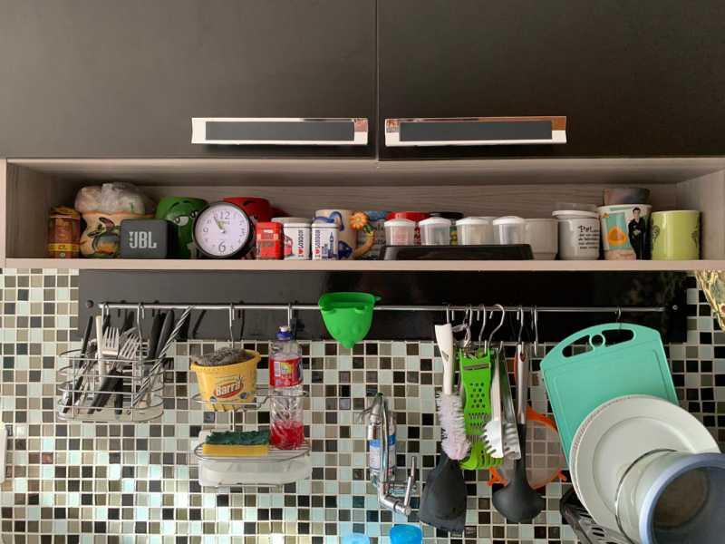 11 - cozinha - Apartamento 2 quartos à venda Cachambi, Rio de Janeiro - R$ 245.000 - MEAP21047 - 12