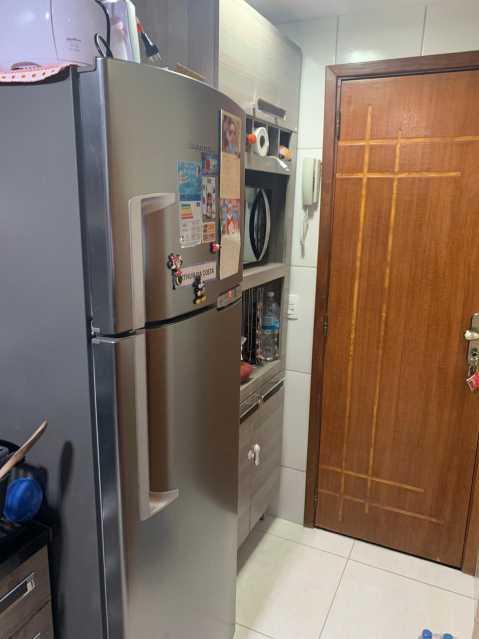 12 - cozinha - Apartamento 2 quartos à venda Cachambi, Rio de Janeiro - R$ 245.000 - MEAP21047 - 13
