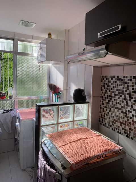 13 - cozinha e área de servi? - Apartamento 2 quartos à venda Cachambi, Rio de Janeiro - R$ 245.000 - MEAP21047 - 14
