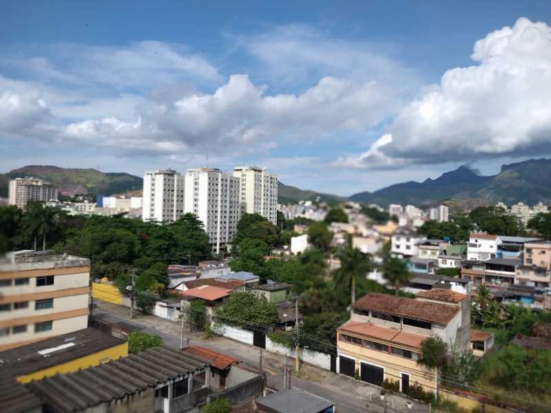 01 - Cobertura 2 quartos à venda Taquara, Rio de Janeiro - R$ 390.000 - FRCO20060 - 1