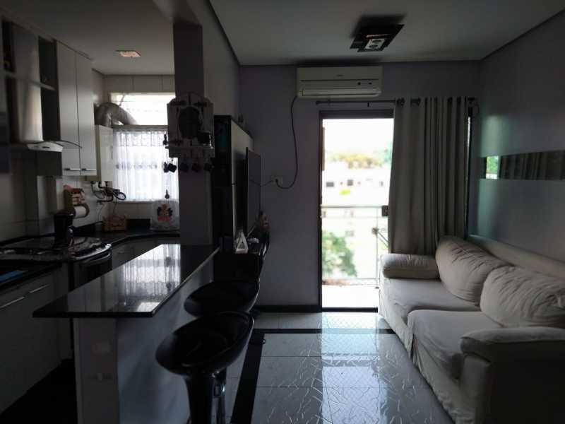 03 - Cobertura 2 quartos à venda Taquara, Rio de Janeiro - R$ 390.000 - FRCO20060 - 4
