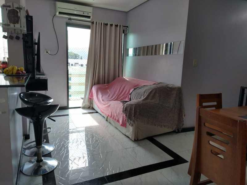 04 - Cobertura 2 quartos à venda Taquara, Rio de Janeiro - R$ 390.000 - FRCO20060 - 5