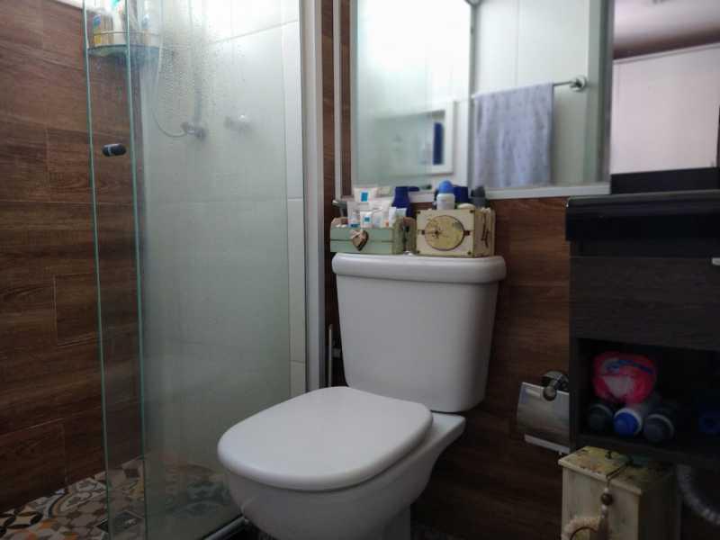 09 - Cobertura 2 quartos à venda Taquara, Rio de Janeiro - R$ 390.000 - FRCO20060 - 10