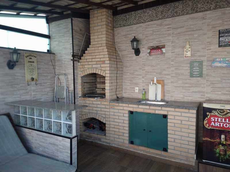 18 - Cobertura 2 quartos à venda Taquara, Rio de Janeiro - R$ 390.000 - FRCO20060 - 19