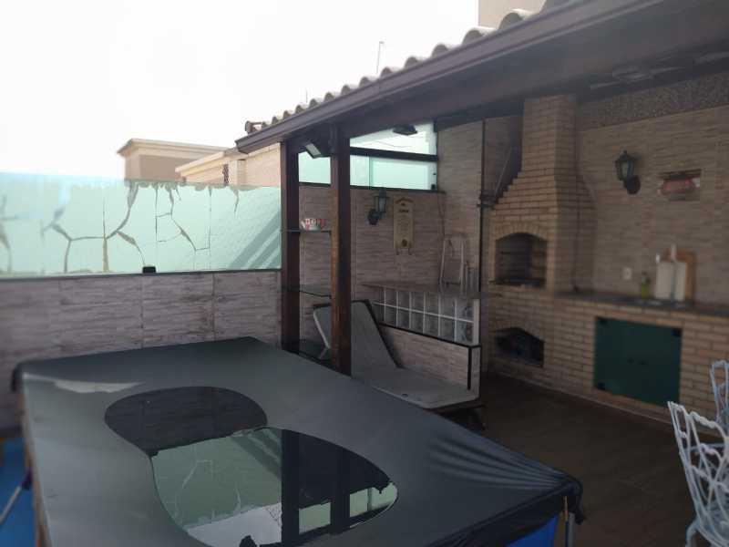 19 - Cobertura 2 quartos à venda Taquara, Rio de Janeiro - R$ 390.000 - FRCO20060 - 20