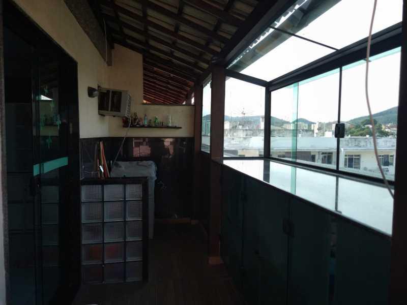 21 - Cobertura 2 quartos à venda Taquara, Rio de Janeiro - R$ 390.000 - FRCO20060 - 22