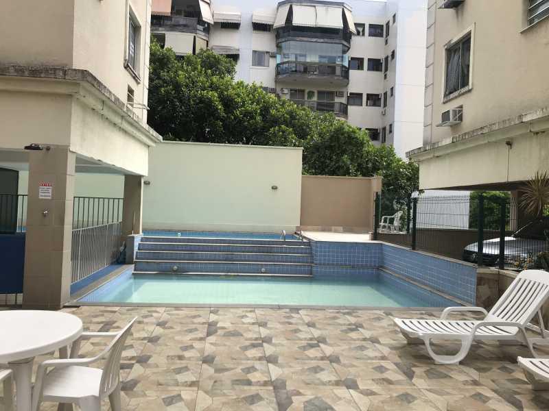 24 - Cobertura 2 quartos à venda Taquara, Rio de Janeiro - R$ 390.000 - FRCO20060 - 25
