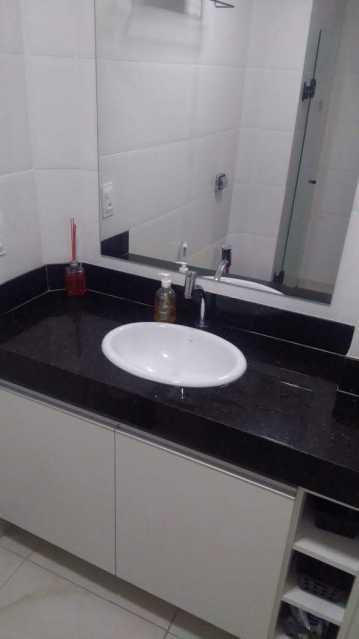 7 - BANHEIRO SOCIAL. - Apartamento 1 quarto à venda Riachuelo, Rio de Janeiro - R$ 200.000 - MEAP10157 - 8