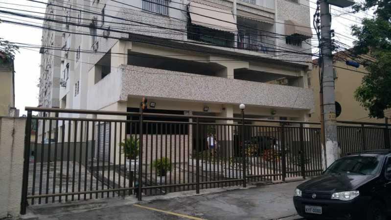 11 - PRÉDIO. - Apartamento 1 quarto à venda Riachuelo, Rio de Janeiro - R$ 200.000 - MEAP10157 - 12