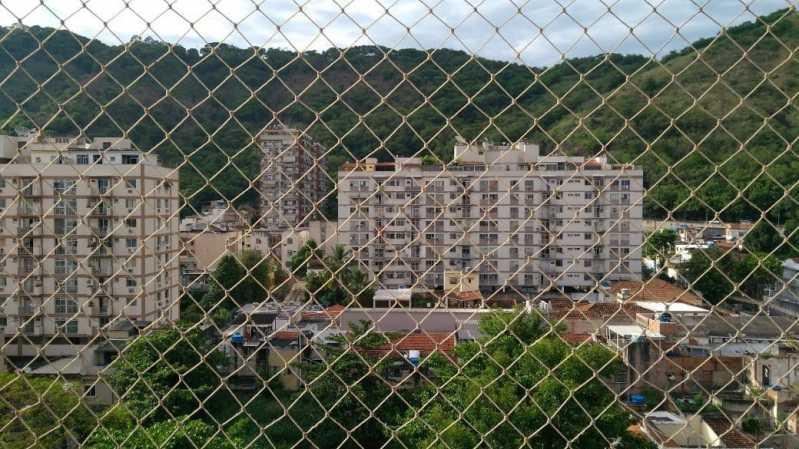 12 - VISTA DO IMÓVEL. - Apartamento 1 quarto à venda Riachuelo, Rio de Janeiro - R$ 200.000 - MEAP10157 - 13