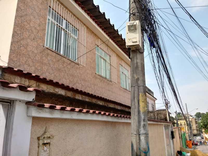 foto 2. - Casa 5 quartos à venda Piedade, Rio de Janeiro - R$ 250.000 - MECA50009 - 4