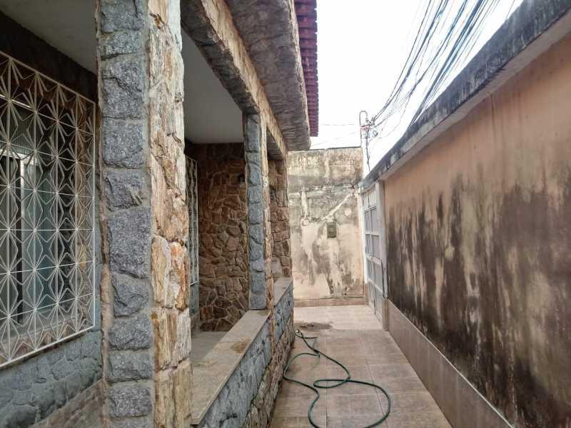 foto 3. - Casa 5 quartos à venda Piedade, Rio de Janeiro - R$ 250.000 - MECA50009 - 1