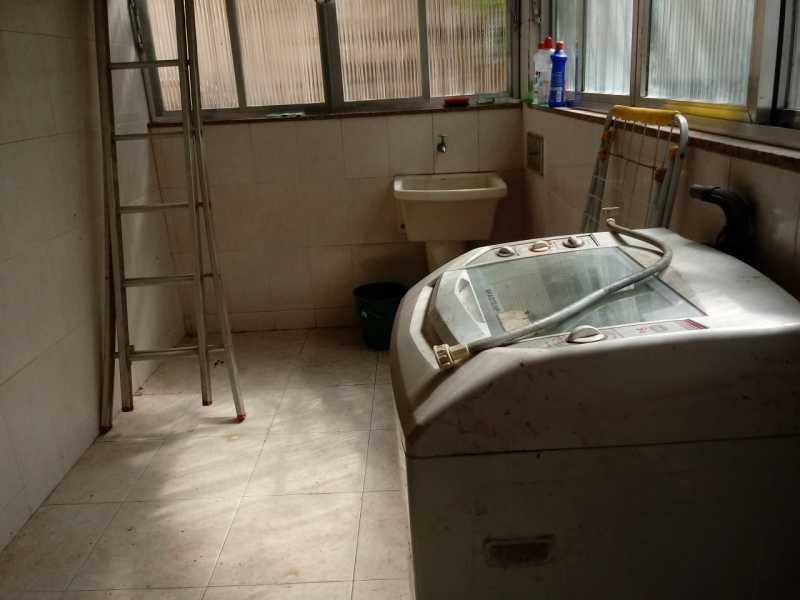 foto 9. - Casa 5 quartos à venda Piedade, Rio de Janeiro - R$ 250.000 - MECA50009 - 14