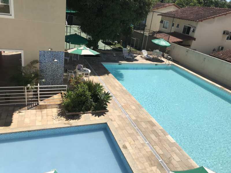 01 - Casa em Condomínio 2 quartos à venda Pechincha, Rio de Janeiro - R$ 550.000 - FRCN20078 - 1