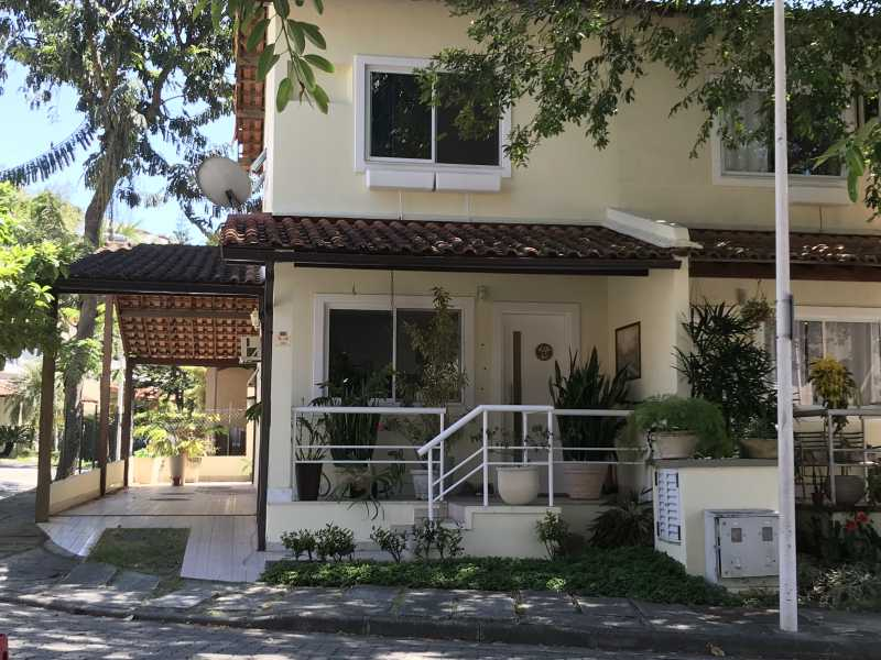 02 - Casa em Condomínio 2 quartos à venda Pechincha, Rio de Janeiro - R$ 550.000 - FRCN20078 - 3
