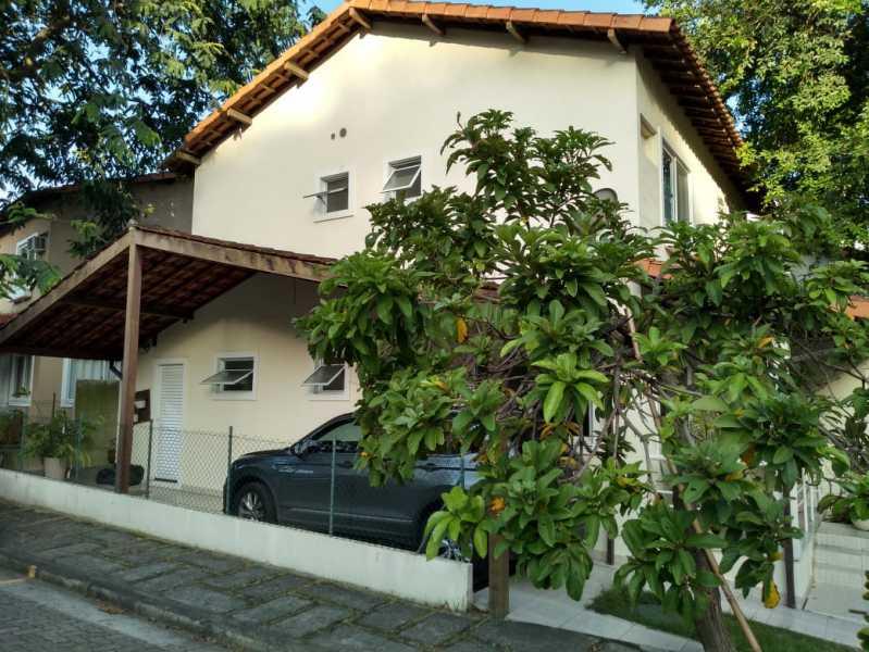06 - Casa em Condomínio 2 quartos à venda Pechincha, Rio de Janeiro - R$ 550.000 - FRCN20078 - 7