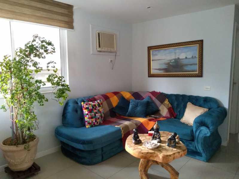 08 - Casa em Condomínio 2 quartos à venda Pechincha, Rio de Janeiro - R$ 550.000 - FRCN20078 - 9