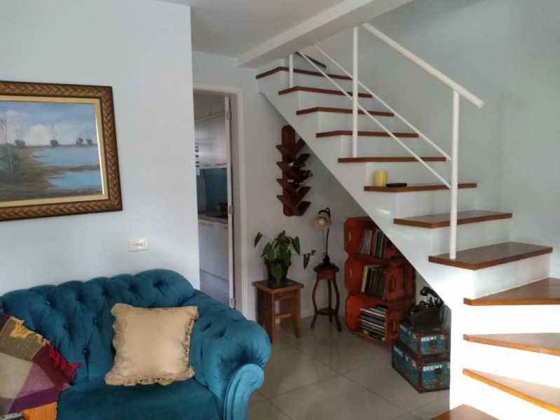 09 - Casa em Condomínio 2 quartos à venda Pechincha, Rio de Janeiro - R$ 550.000 - FRCN20078 - 10